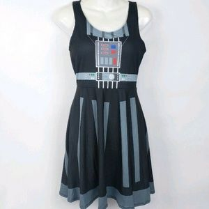 Her Universe Star Wars Darth Vader Dress Cosplay L